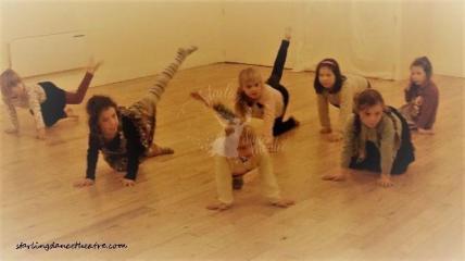 Creative Dance Juniors 2017