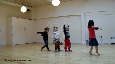Creative Dance Tots 2016