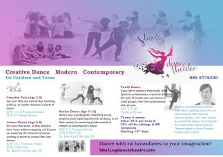 Starling Dance Theatre A3 Poster 09-2018-1 M